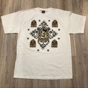 VINTAGE MICKEY UNLIMITED MICKEY BATIK T-SHIRT